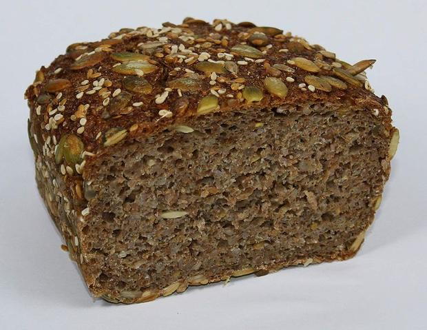 Multigrain Bread Cooked Over Human Feces - Isrealites, 6th Century BCE