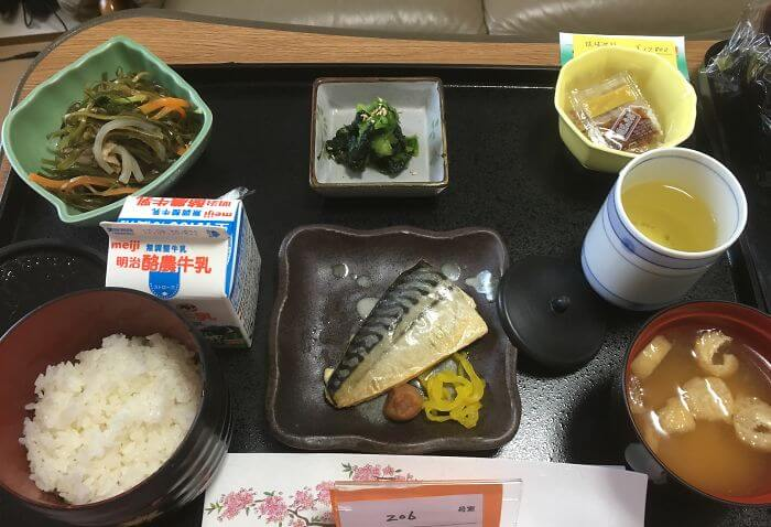 woman giving birth in japan shows amazing hospital food 10 (1)