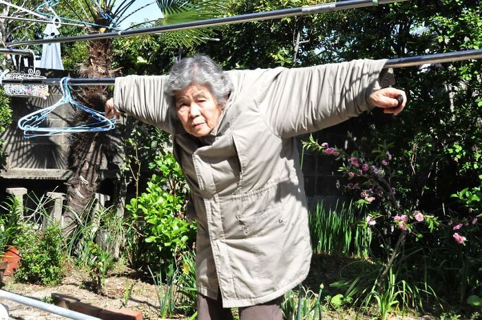 89 year old japanese grandma epic selfies 1 (1)