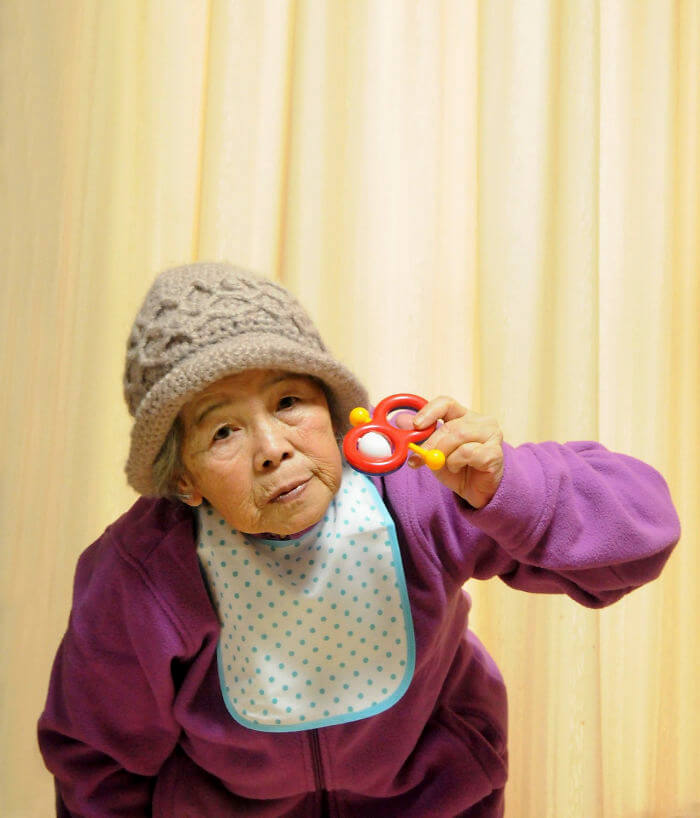 89 year old japanese grandma epic selfies 11 (1)