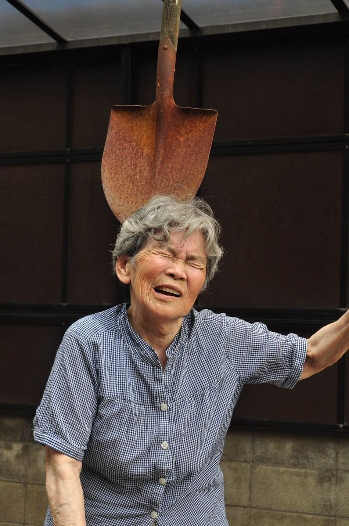 89 year old japanese grandma epic selfies 3 (1)