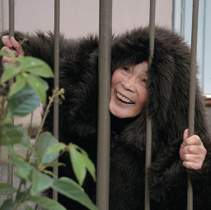 89 year old japanese grandma epic selfies 4 (1)