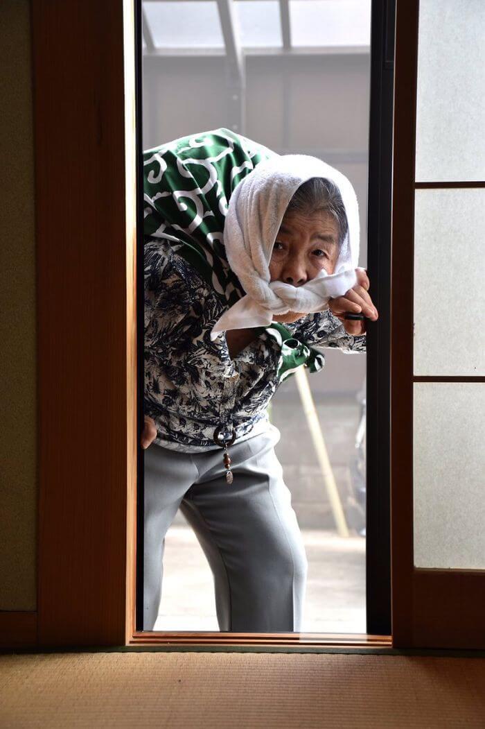 89 year old japanese grandma epic selfies 9 (1)