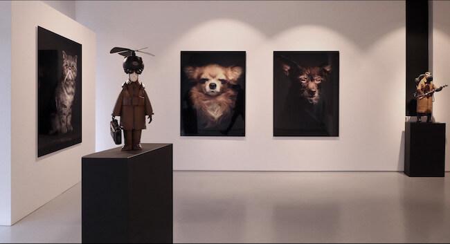 Absolut Art Gallery Knokke Belgium