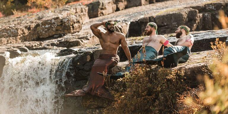 Bearded mermen calander 11 (1)