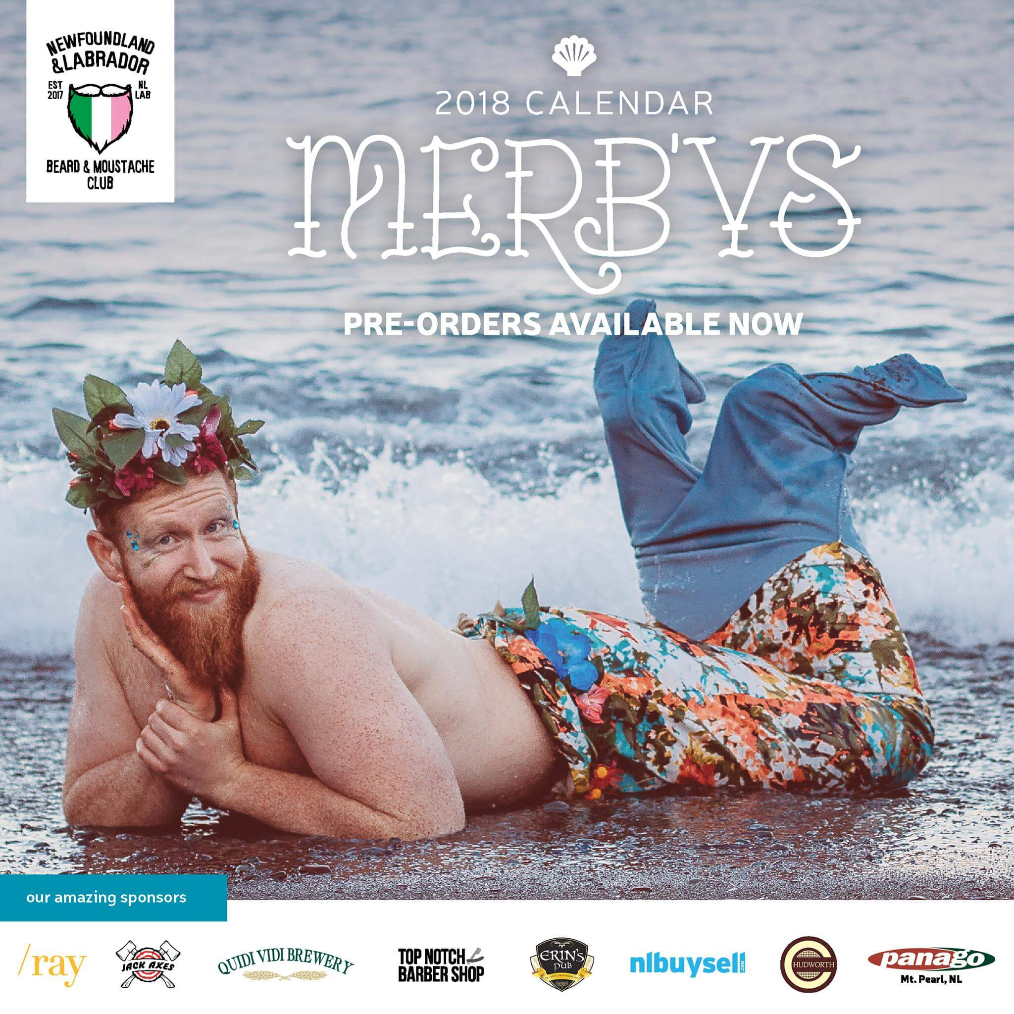 Bearded mermen calander 2 (1)
