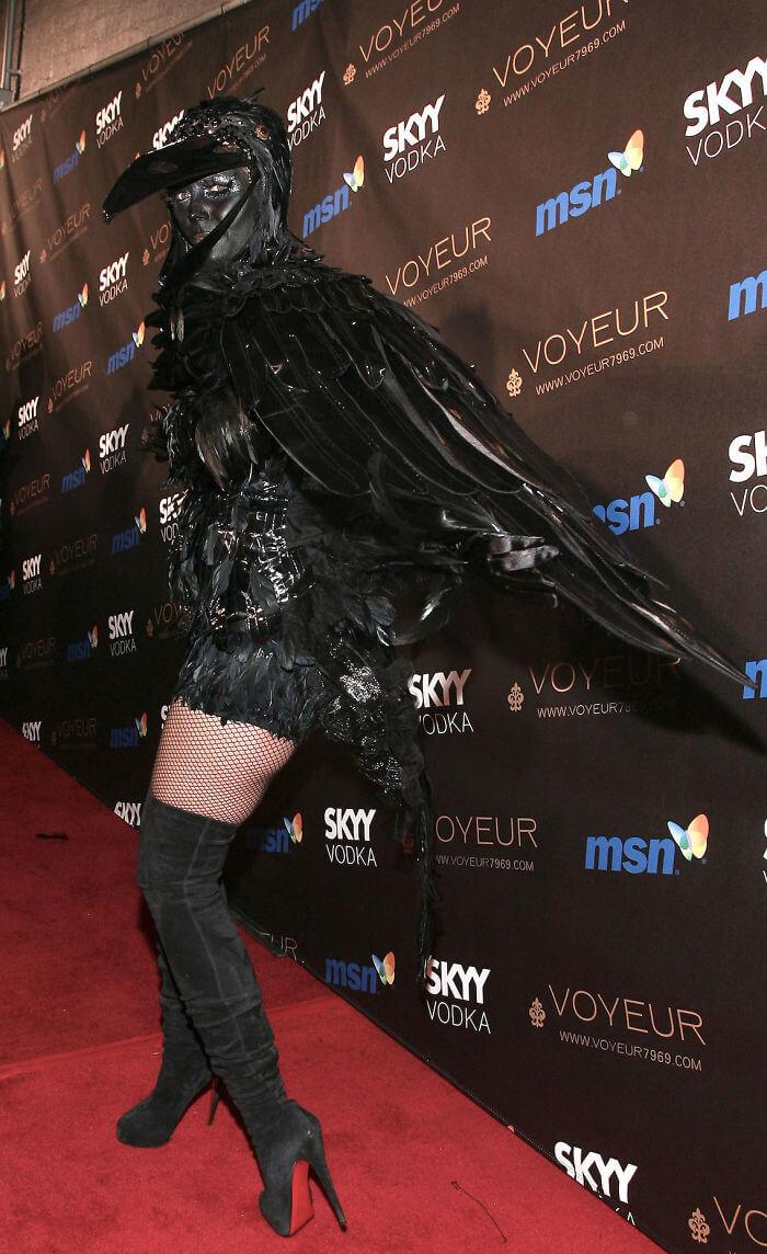 Heidi Klum halloween 2017 10 (1)