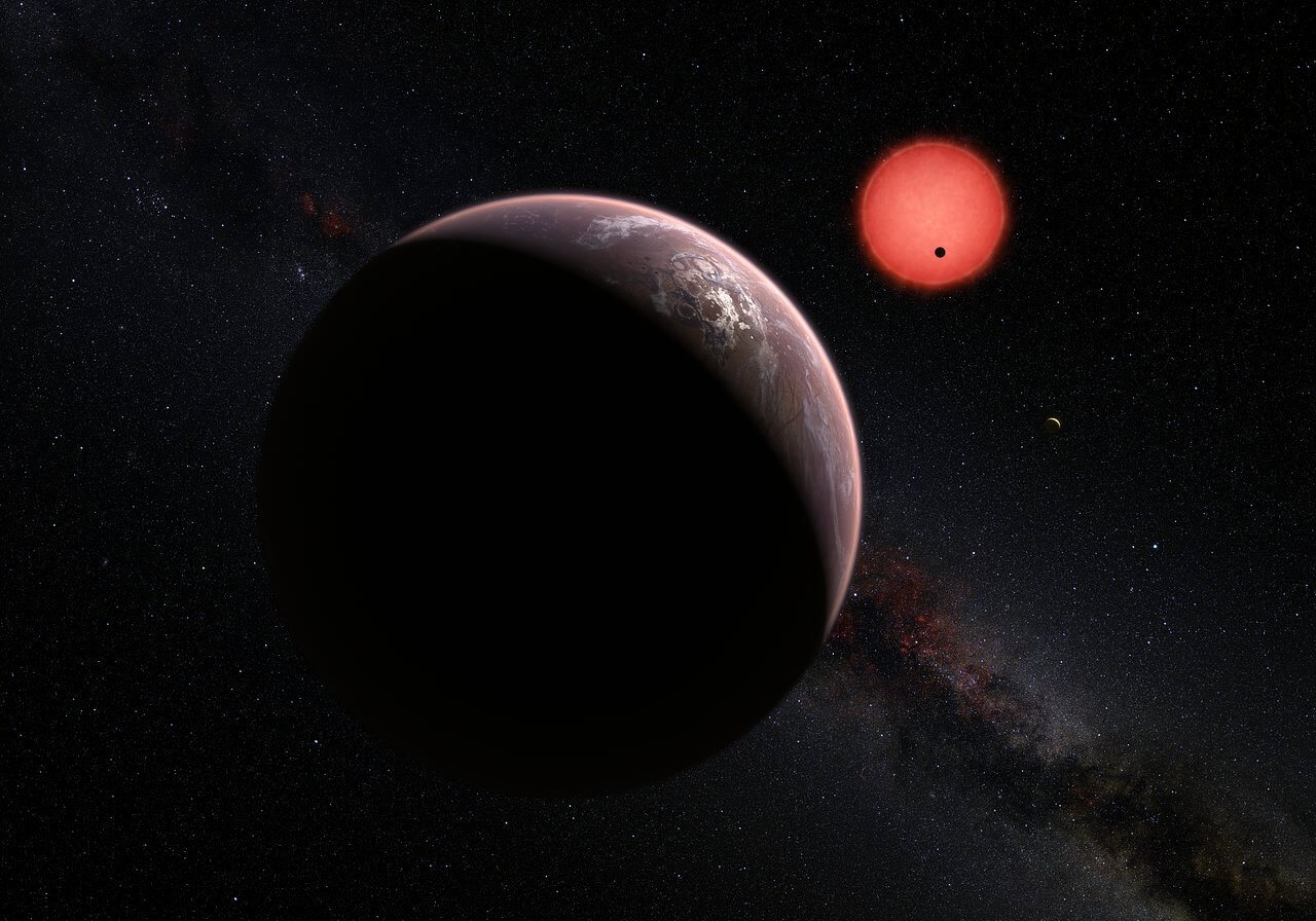 New Earth-Size Planet Found 3 (1)
