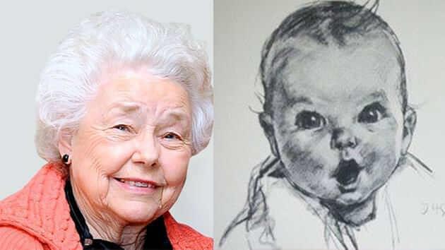 Original Gerber Baby celebrates 91 (1)