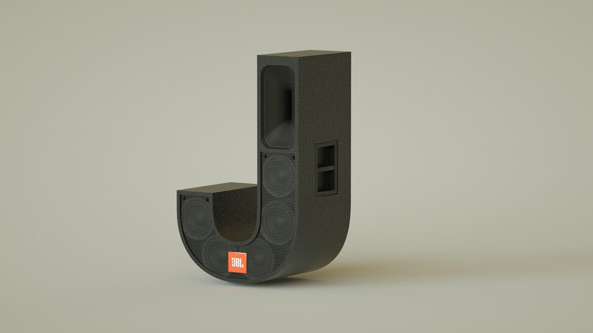 alphabet rendered vintage electronic gadgets 26 (1)