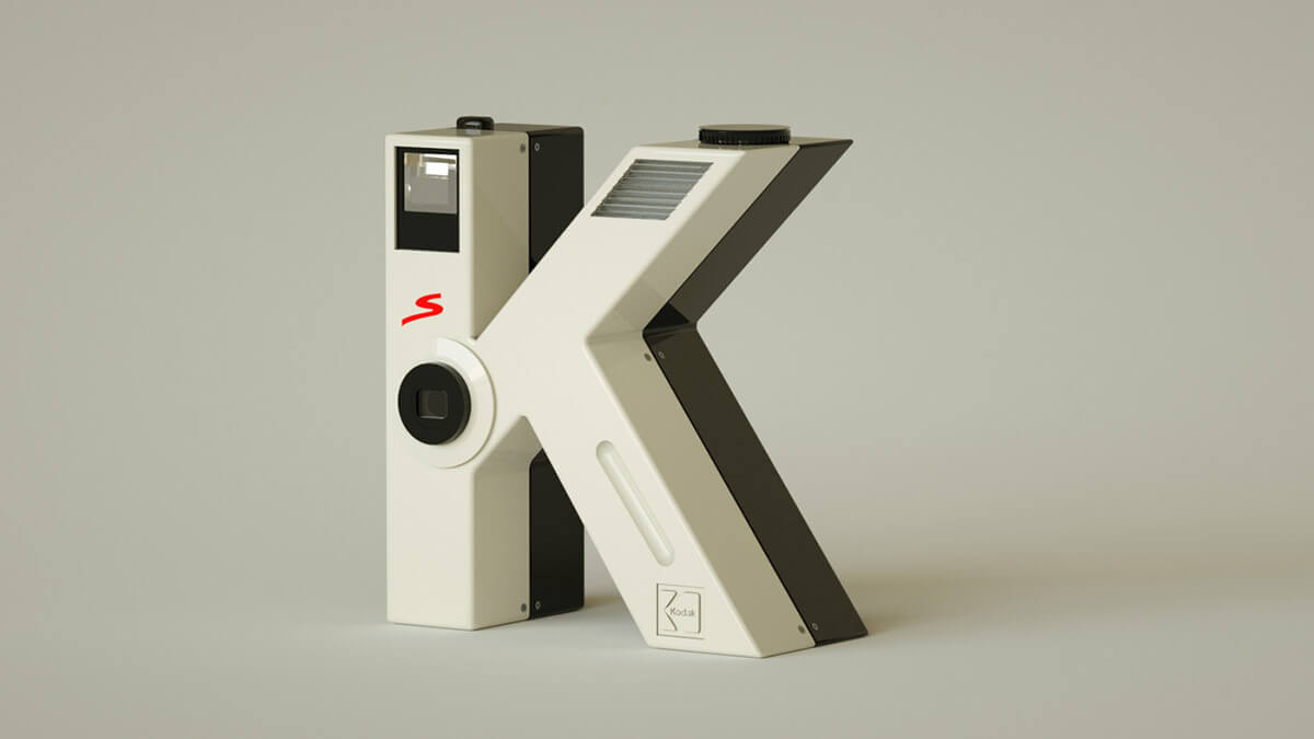 alphabet rendered vintage electronic gadgets 27 (1)
