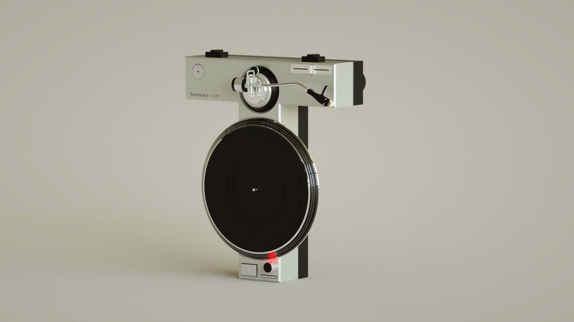 alphabet rendered vintage electronic gadgets 7 (1)