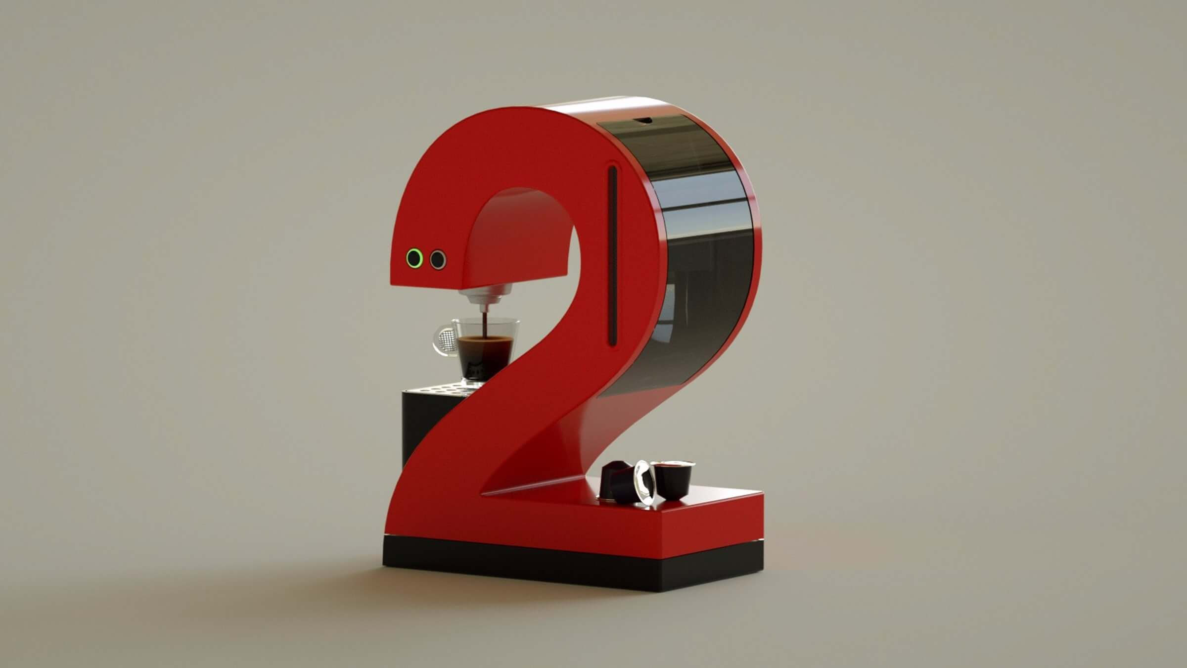 alphabet rendered vintage electronic gadgets 8 (1)