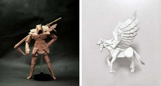 Harry Potter Origami (Harry Potter): Scholastic, Scholastic ... | 350x650