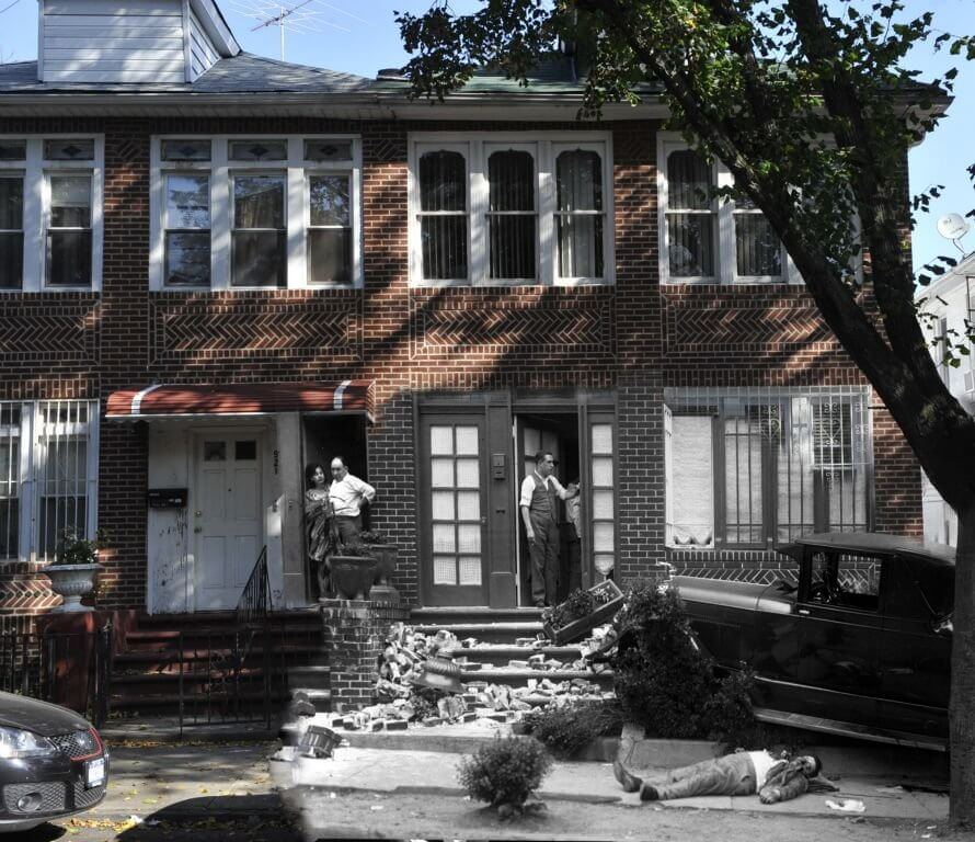 rc Hermann new york than and now crime scenes 2 (1)