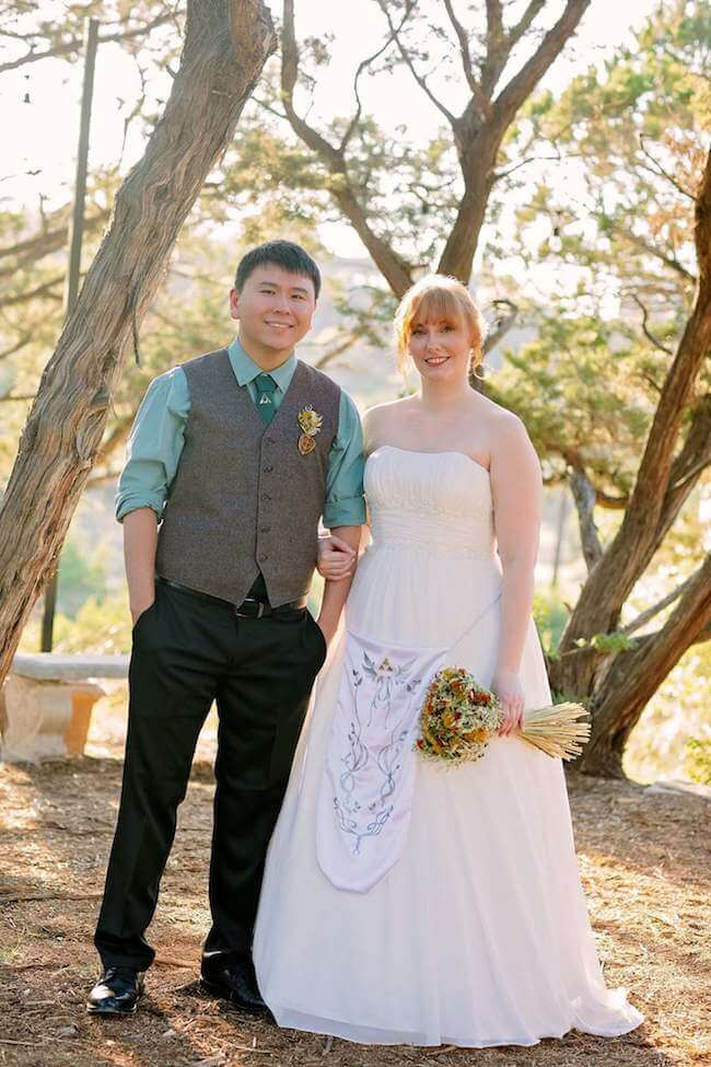 zelda themed wedding 1 (2)