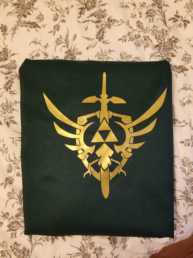 zelda themed wedding 12 (1)