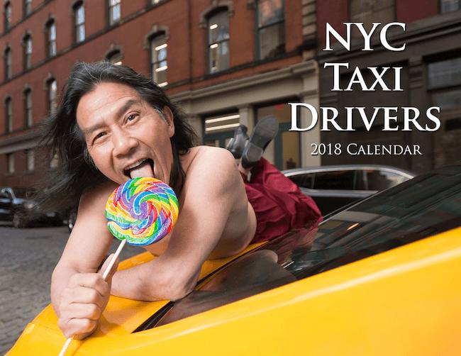 2018 NYC Taxi Drivers Calendar 1 (1)