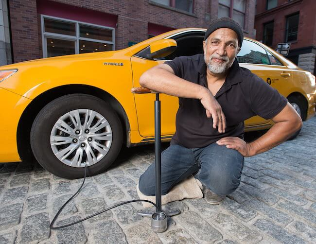 2018 New York Taxi Drivers Calendar 4 (1)