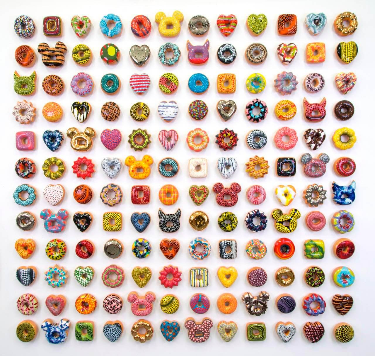 Ceramic Donuts Jae Yong Kim (1)