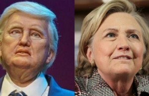 Disney's Donald Trump robot looks like Hillary Clinton feat (1)
