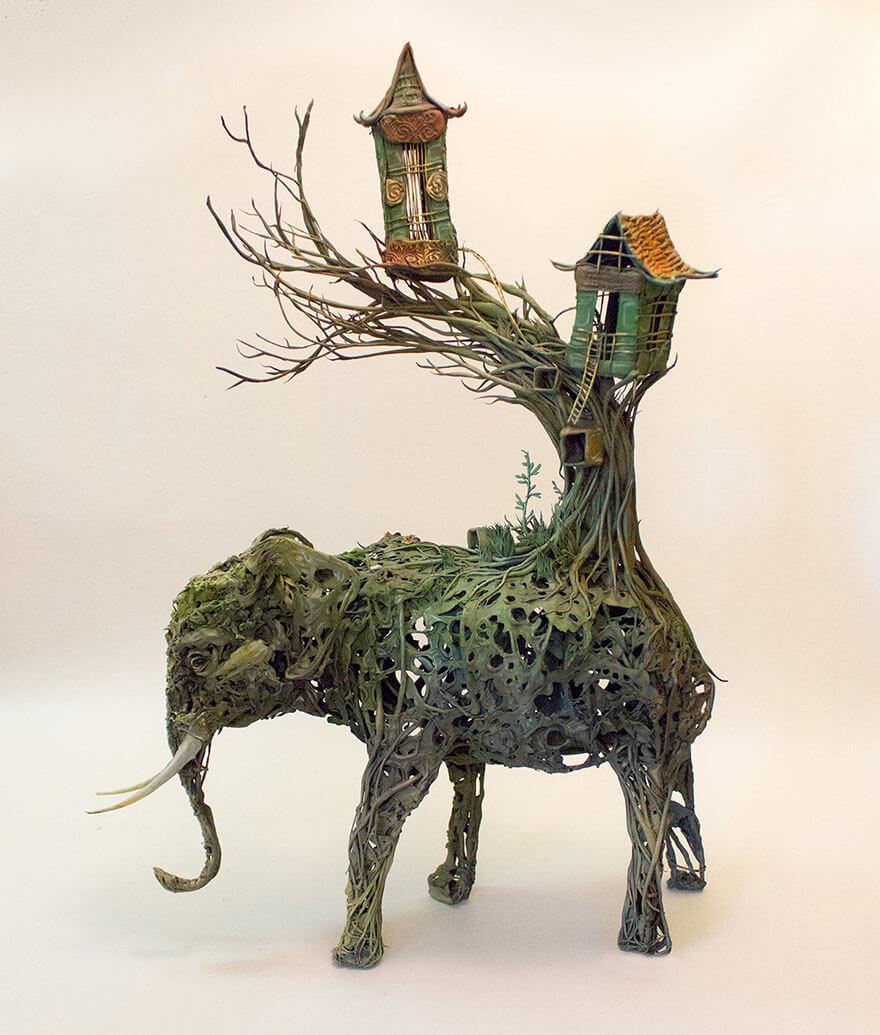 Ellen Jewett animal sculptures 9 (1)