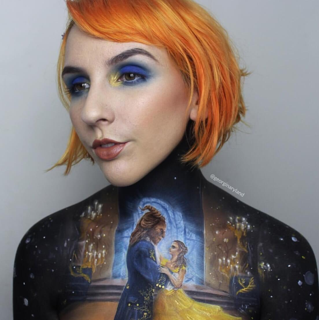 Georgina Ryland body paintings 8 (1)