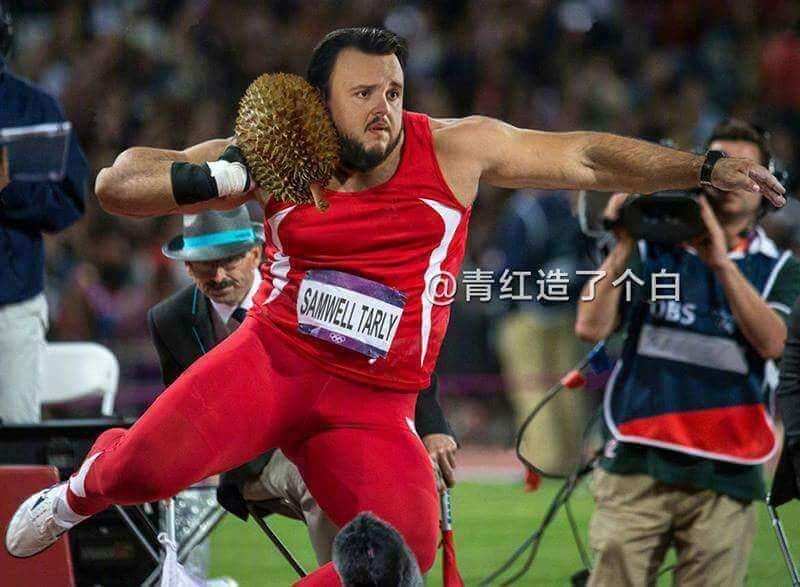 If Game of thrones characters were in the Olympics 19 (1)