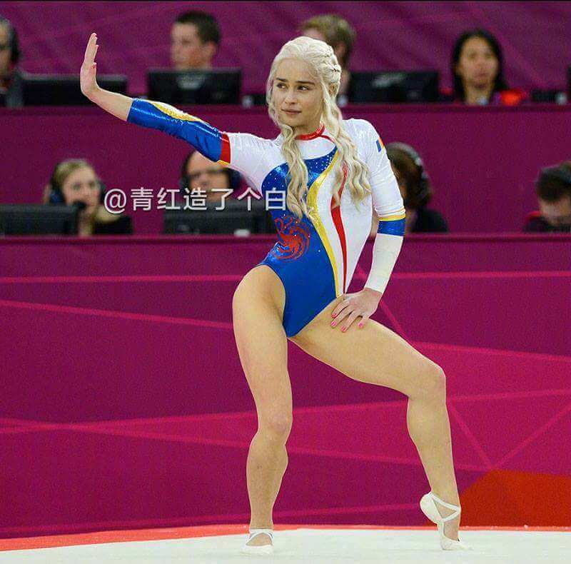 If GOT characters were in the Olympics 5 (1)