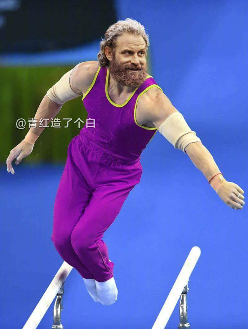 If GOT characters were in the Olympics 6 (1)