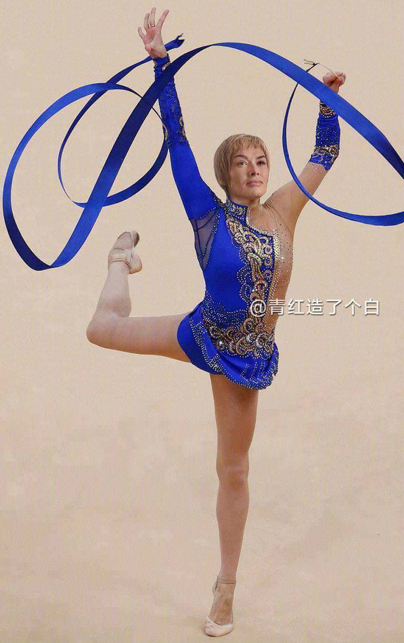If GOT characters were in the Olympics 7 (1)