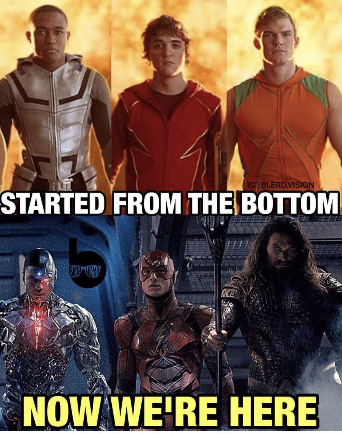 Justice League funny scenes 10 (1)