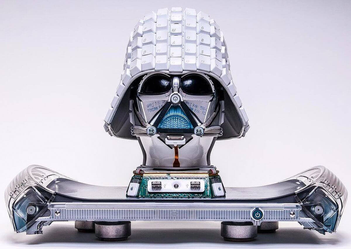 Star Wars Sculptures by Gabriel Dishaw 1 (1)