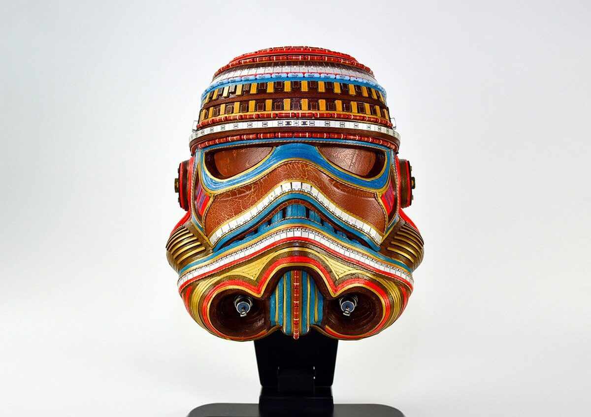 Star Wars Sculptures by Gabriel Dishaw 2 (1)