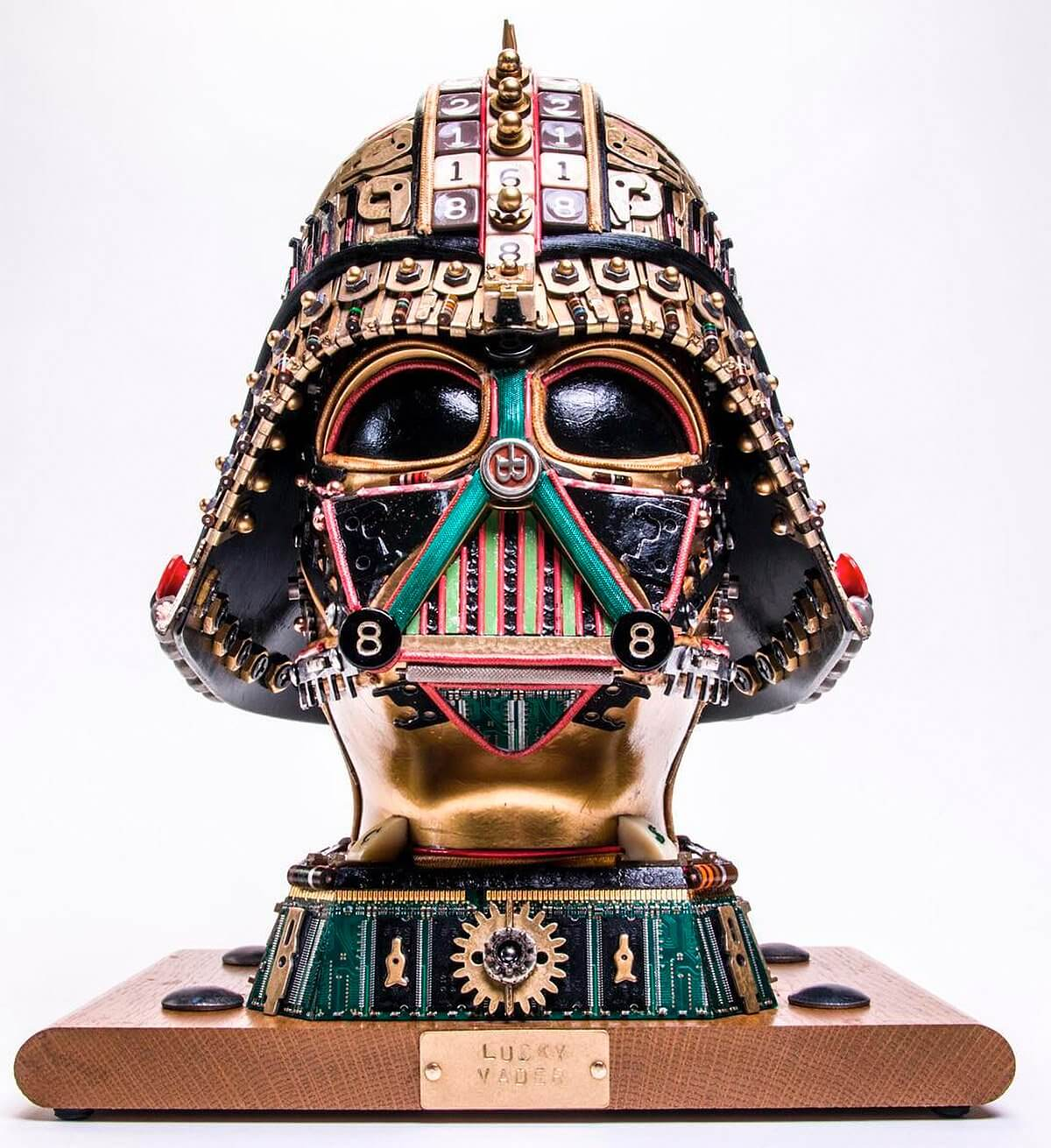 Star Wars Sculptures by Gabriel Dishaw 5 (1)