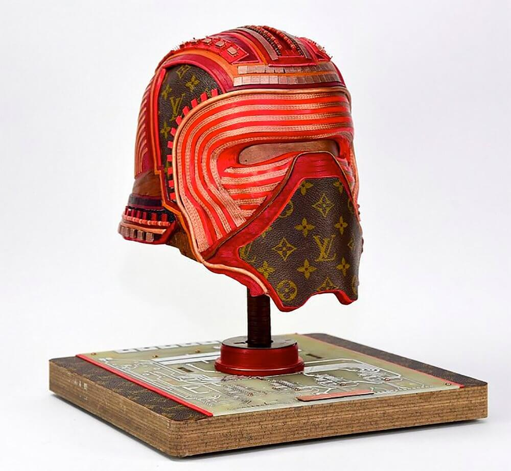 Star Wars Sculptures by Gabriel Dishaw 7 (1)
