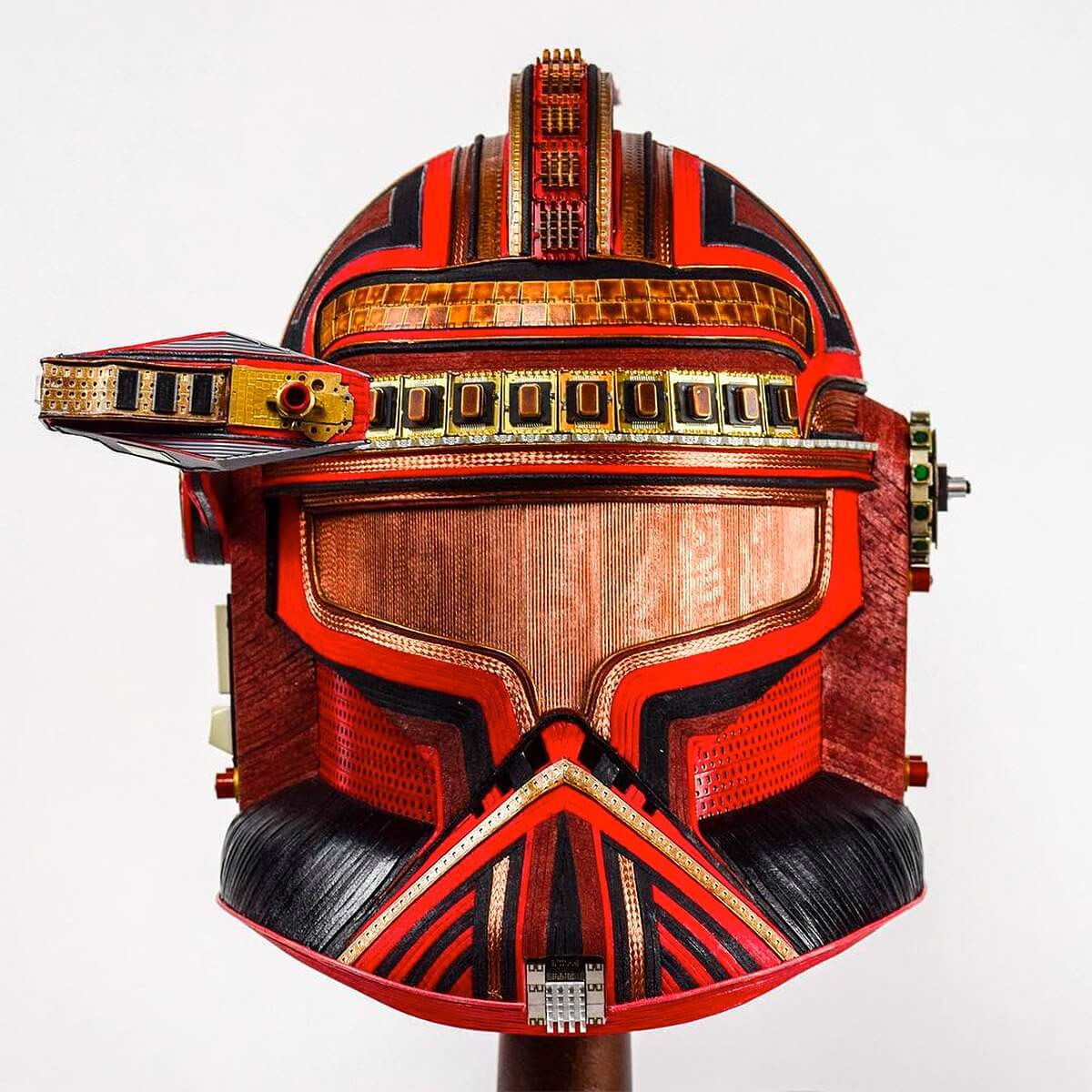 Star Wars Sculptures by Gabriel Dishaw 9 (1)