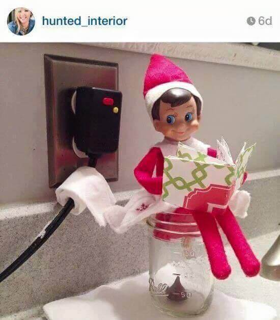 when dad is in charge of elf on the shelf 13 (1)