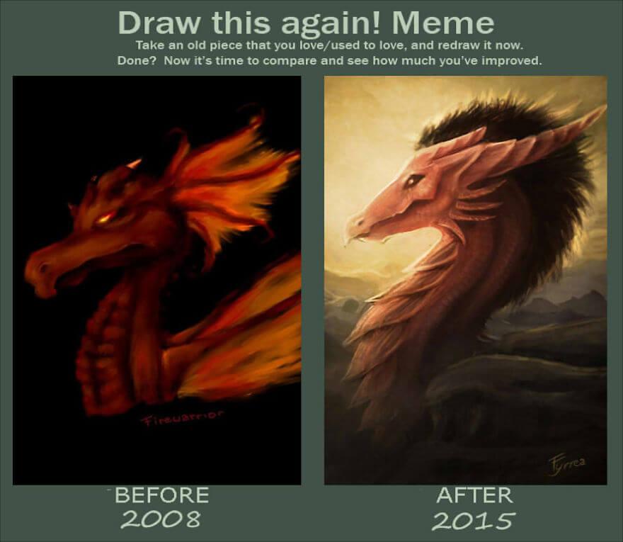 draw me again meme 21 (1)