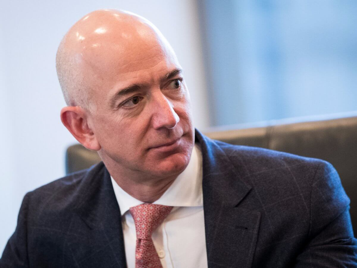 facts about jeff bezos 1