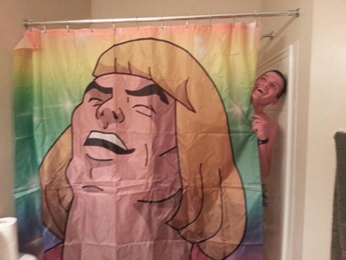 funny bathroom curtains 5 (1)