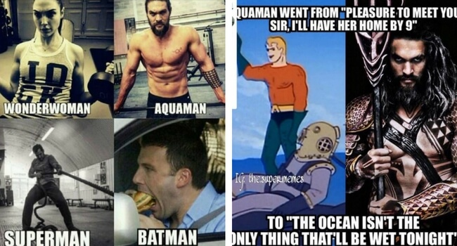 22 Justice League Memes For Fans Of Both Sides Of The Comic Universe