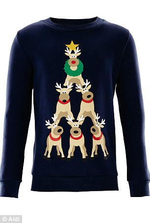 matching Christmas jumpers for pets and owners 3 (1)