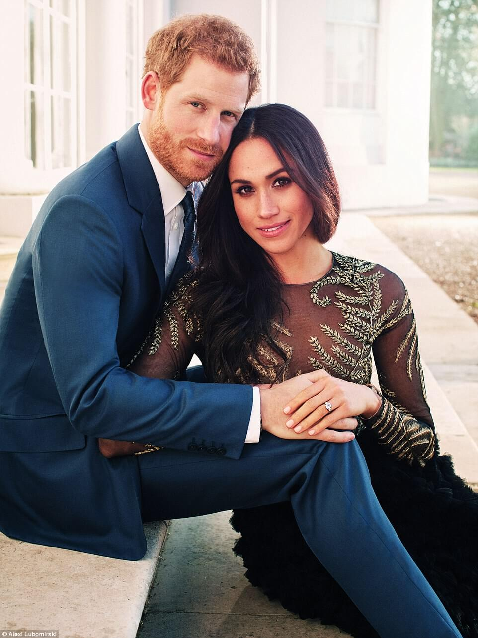 prince harry meghan markle engagment photos 2 (1)