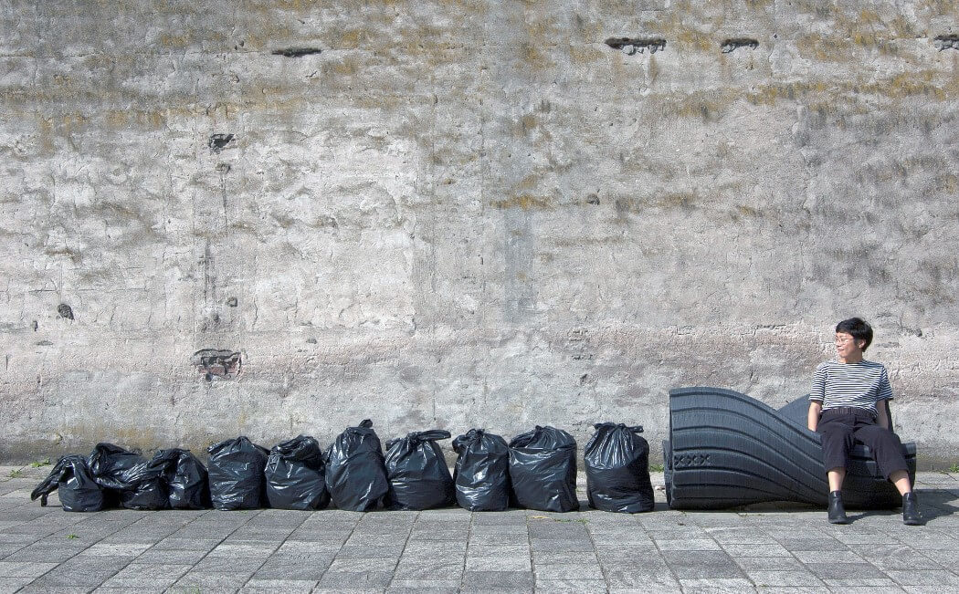 turning plastic waste into design 2 (1)