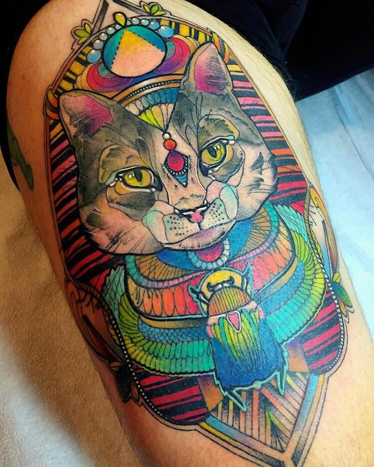 colorful animal tattoos 15 (1)