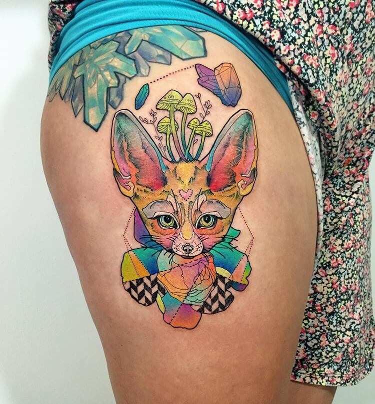 colorful animal tattoos 18 (1)