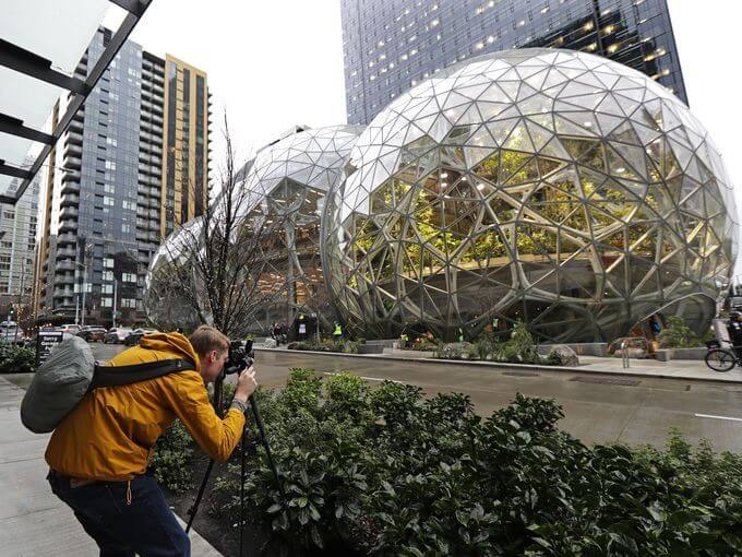 Amazon Spheres seattle 1 (1)