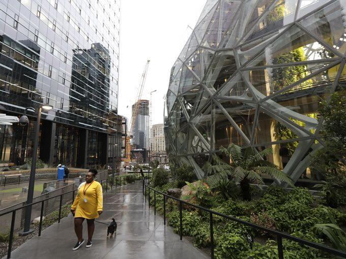 Amazon Spheres seattle 11 (1)