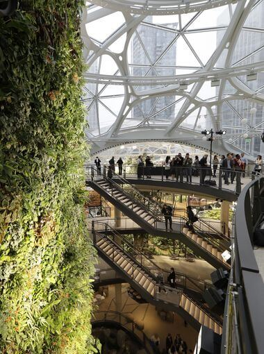 Amazon Spheres seattle 4 (1)
